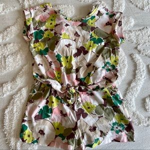 GAP Toddler Floral Romper